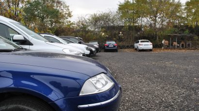 Autofeu - parcare privata Cluj