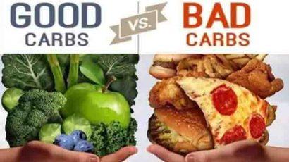 Care sunt carbohidratii buni