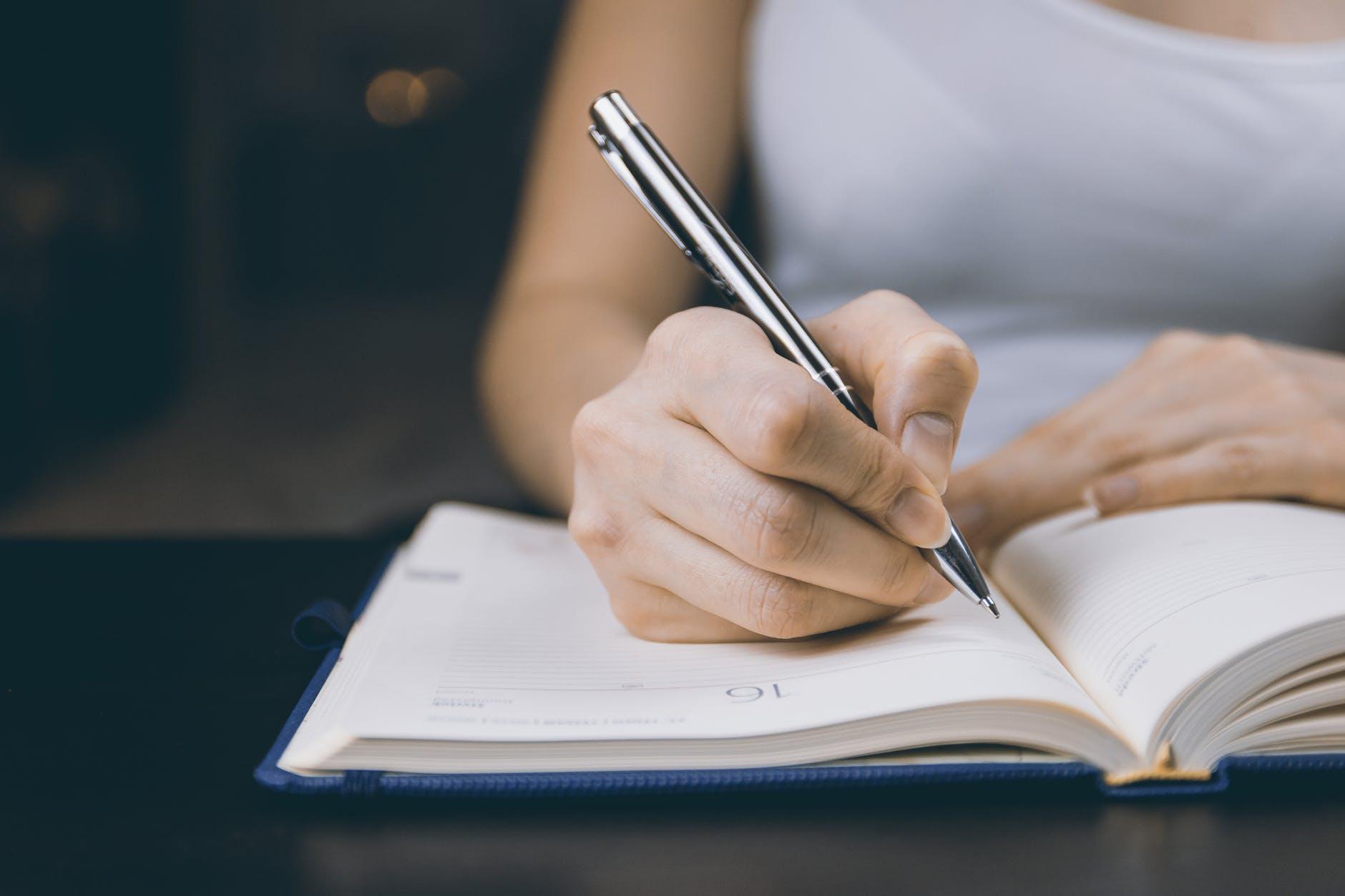 Ce inseamna sa fii un scriitor