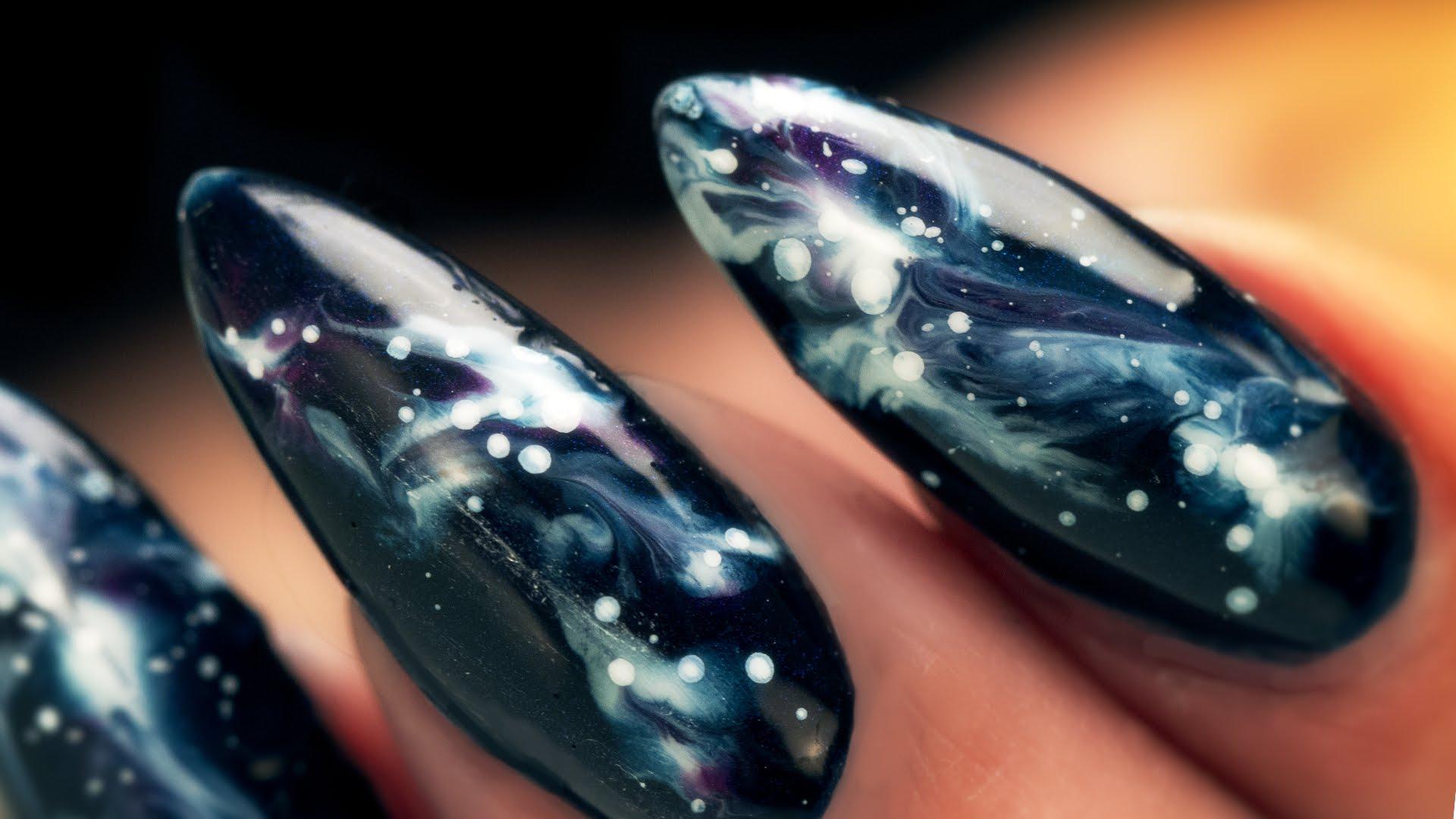 Nail Art Cu Efect