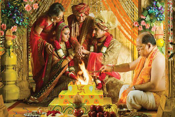 Doua nunti speciale