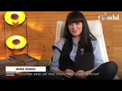 Irina Rimes - despre casnicia cu Andi