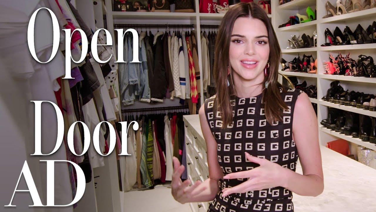 Interviu cu Kendall Jenner la ea acasa