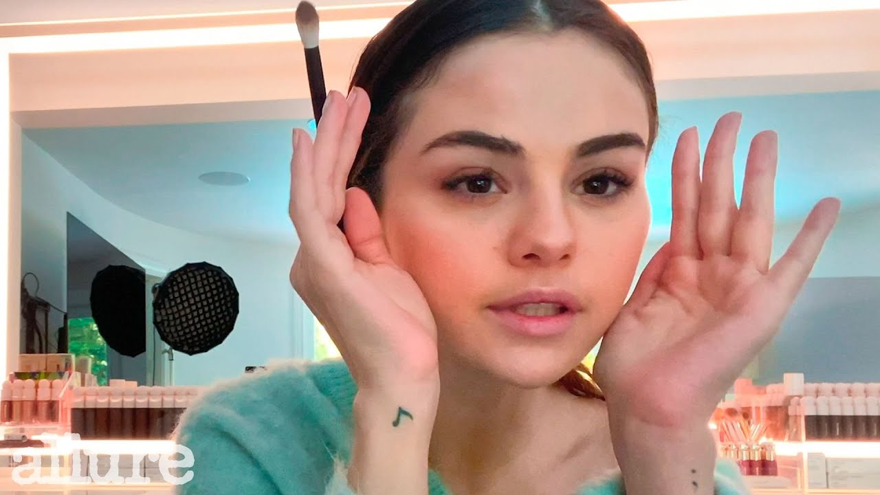 Rutina de make up a Selenei Gomez